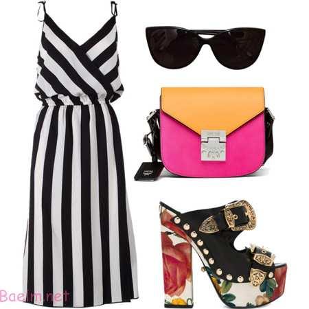 جدیدترین لباس های تابستانه, مدل لباس زنانه
