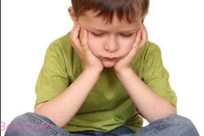 خطر استرس در کودکان