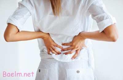 درمان کمر درد در بارداری