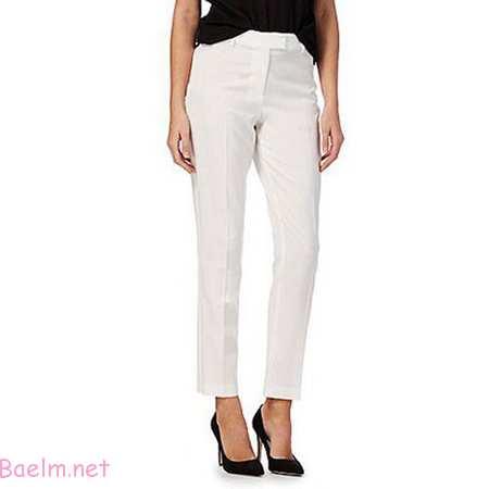 مهارت پوشیدن شلوار سفید, انواع مدل شلوار سفید
