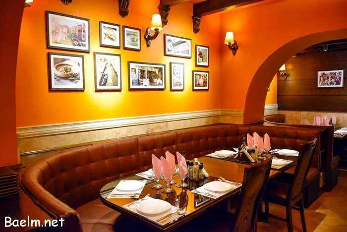 رستوران در کرج - آدرس رستوران سزار در کرج