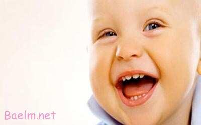 دندانهای کودک نوپا