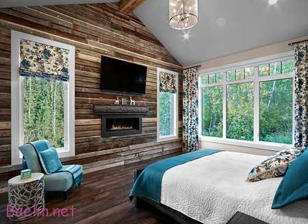دکوراسیون و چیدمان اتاق خواب های رمانتیک, آشنایی با رنگ های مناسب اتاق خواب