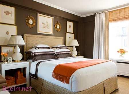 رنگ اتاق خواب های رمانتیک,رنگ های مناسب اتاق خواب های رمانتیک