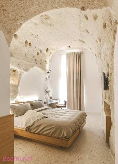 تکنیک های طراحی و چیدمان اتاق خواب, چیدمان اتاق خواب های ساحلی