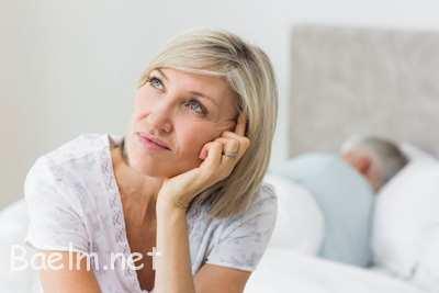 علائم پیش یائسگی از حدود 42 سالگی شروع می شود :
