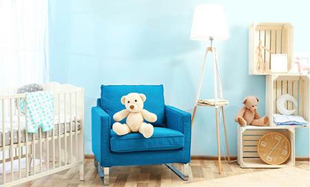 دکوراسیون و چیدمان فنگ شویی اتاق نوزاد,طراحی اتاق نوزاد