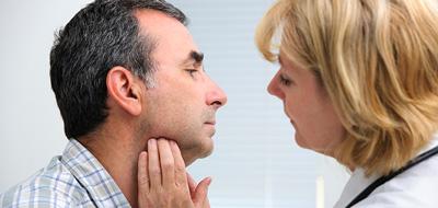 علایم سرطان سر و گردن, تشخیص سرطان سر و گردن