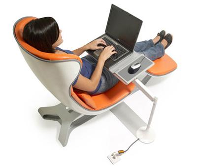ارگونومی کار با رایانه ,ارگونومی در محیط اداری