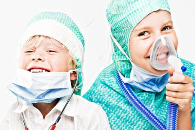 عوارض بعد از بیهوشی در کودکان