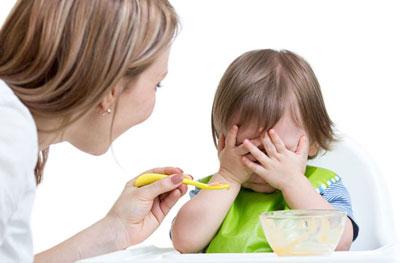 راهکارهایی برای بد غذایی کودک