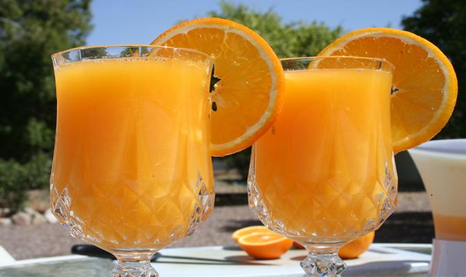 نتیجه تصویری برای آب پرتقال