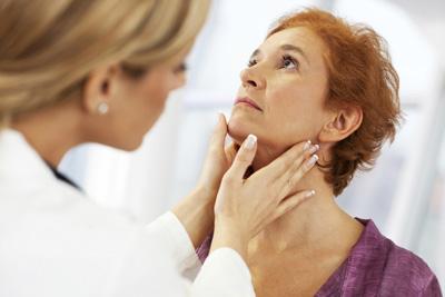 علائم اختلال در تیروئید, نشانه های تیروئید