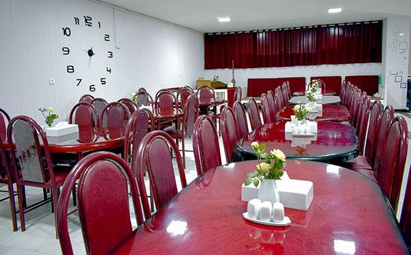 کافه رستوران البرز :
