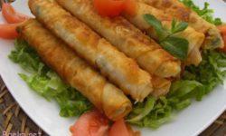 بورک گوشت | طرز تهیه بورک گوشت و گردو | طرز تهیه خمیر یوفکا