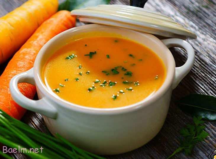 دستور پخت و نحوه تهیه سوپ مخصوص شیرخواران