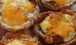 مافین   طرز تهیه مافین تخم مرغ و سوسیس   وعده صبحانه کامل