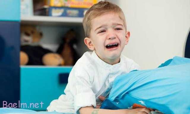 شب ادراری کودک - دلایل و روش های درمان