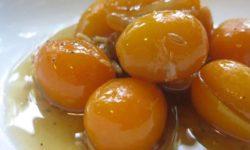 ترشی زردآلو با طعم خوشمزه سرکه بالزامبیک | ارزش غذایی سرکه بالزامبیک