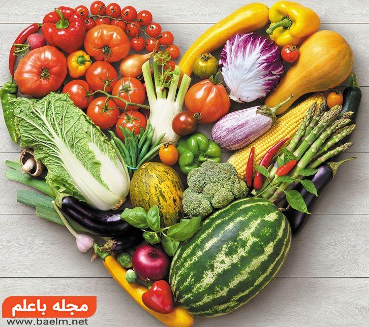 درمان گرفتگی رگ های قلب ، برای باز شدن رگهای قلب چه بخوریم