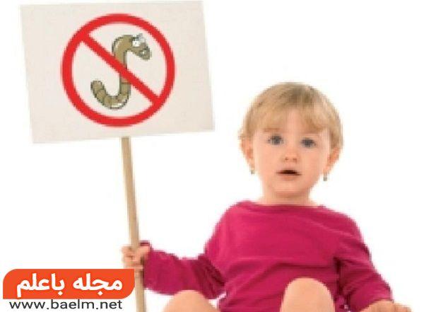 خارش و سوزش مقعد کودکان ، عارضه شایع بیماری کرمک خارش شدید و سوزش در ناحیه مقعد