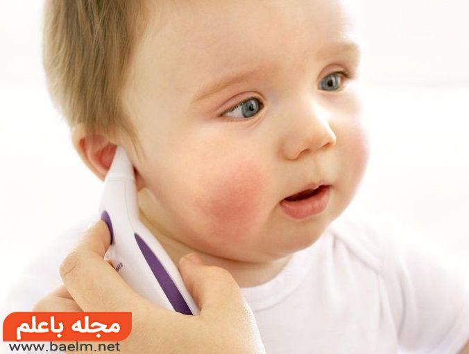 عفونت گوش نوزاد ، چه چیزی باعث عفونت گوش در نوزادان می شود
