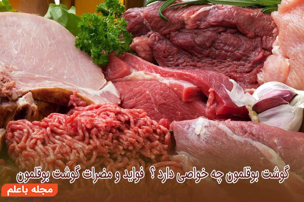فواید و مضرات گوشت بوقلمون