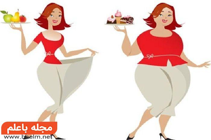 لاغری شکم و پهلو با طب سنتی ، لاغری شکم و پهلو بدون ورزش