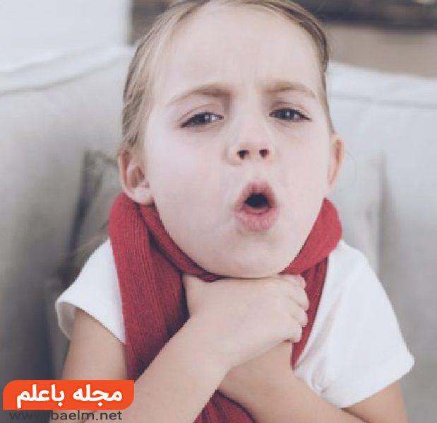 درمان بیماری خروسک،خروسک در کودکان و درمان آن