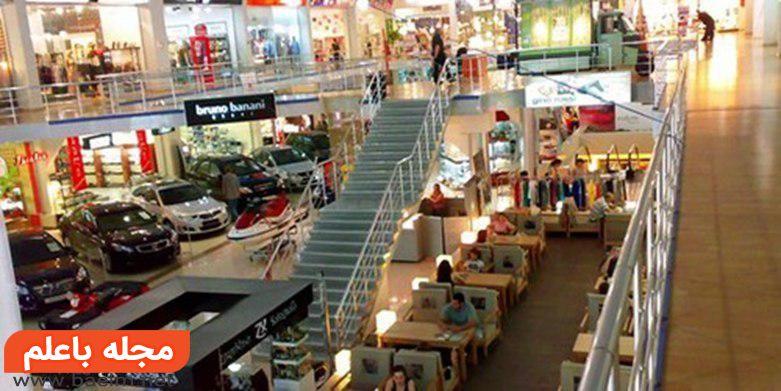 مرکز خرید جی تی سی تفلیس GTC Shopping Mall