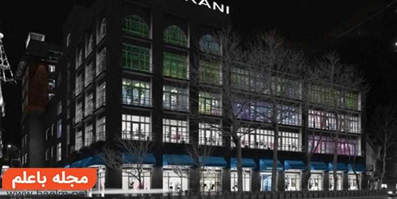 مرکز خرید مرانی مال تفلیس Merani Mall Tbilisi