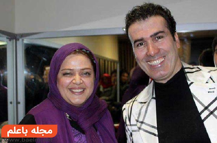 بیوگرافی و عکس رحیم شهریاری و بهاره رهنما