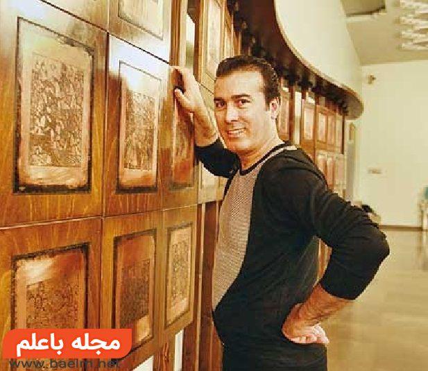 بیوگرافی و عکس های رحیم شهریاری1