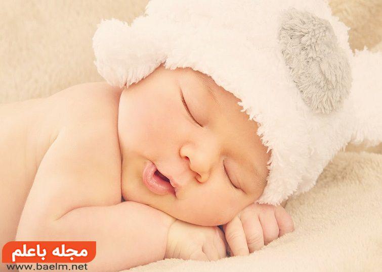 روش تنطیم ساعت خواب کودک,نحوه تنظیم خوابیدن کودک,درمان بی خوابی نوزاد