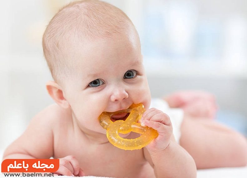 ترتیب رشد دندانهای نوزاد,ترتیب دندان در آوردن نوزاد و زمان درآمدن آنها