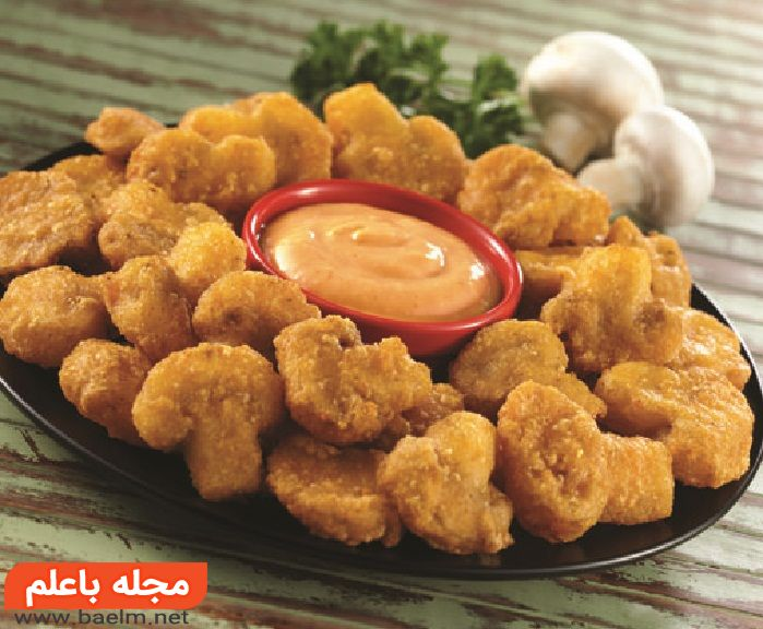 طرز تهیه قارچ سوخاری پنیری و قارچ سوخاری ساده رستورانی و قارچ سوخاری خانگی