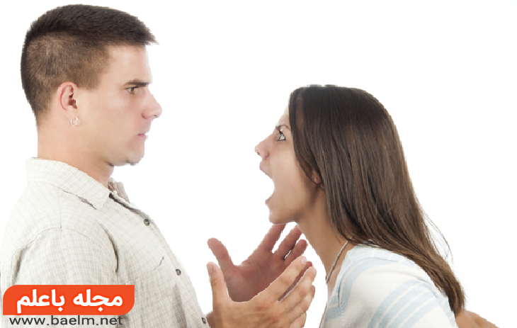 ناراحت کردن همسر در زندگی زناشویی,رفتارهای نادرست شوهر