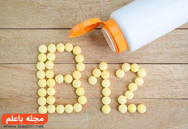 فقر ویتامین B12, پیشگیری از کم خونی,نشانه های کم خونی چیست,خواص ویتامین ب 12