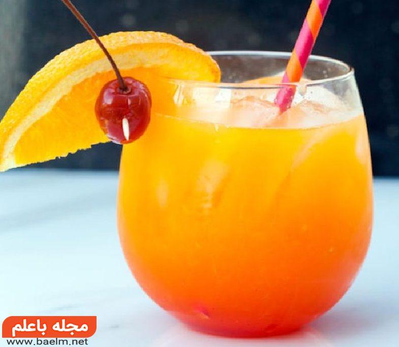 روش تهیه شربت پرتقال,درست کردن رانی پرتقال