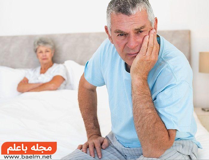علل کاهش نعوظ,دلایل کاهش تستوسترون در مردان,عدم تمایل مرد به رابطه زناشویی
