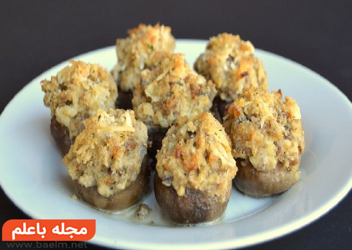قارچ سوخاري ساده,طرز تهیه قارچ سوخاری رستورانی,طرز تهیه قارچ سوخاری پنیری