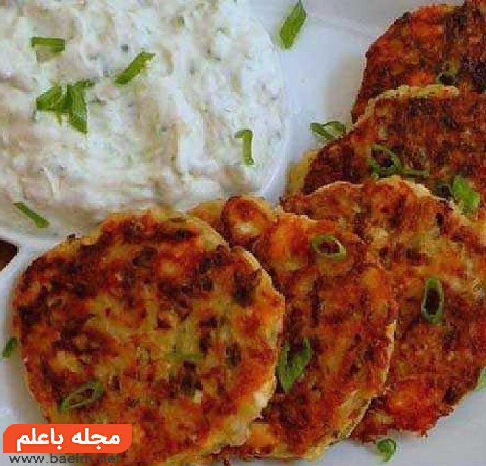 خواص کدوسبز,طرز تهیه کوفته مرغ با کدو سبز,کوفته مرغ با کدو سبز