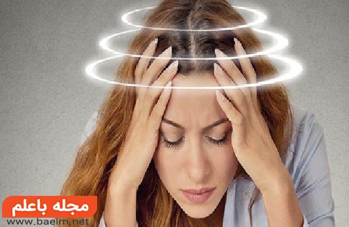 ویتامین B12,علت سرگیجه,درمان سرگیجه ناشی از کمبود ویتامین b 12