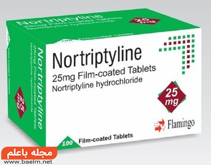 خودکشی با نورتریپتیلین،عوارض مصرف نورتریپتیلین و لاغری,داروهای ضد افسردگی