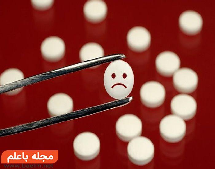 انواع داروهای ضد افسردگی,عوارض جانبی داروهای ضد افسردگی,سروتونین و افسردگی و موارد مصرف
