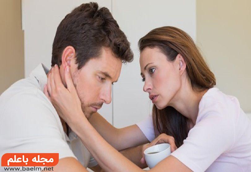 مهم ترین نشانه های عدم علاقه و عدم دوست داشتن همسر,نشانه های دوست نداشتن همسر