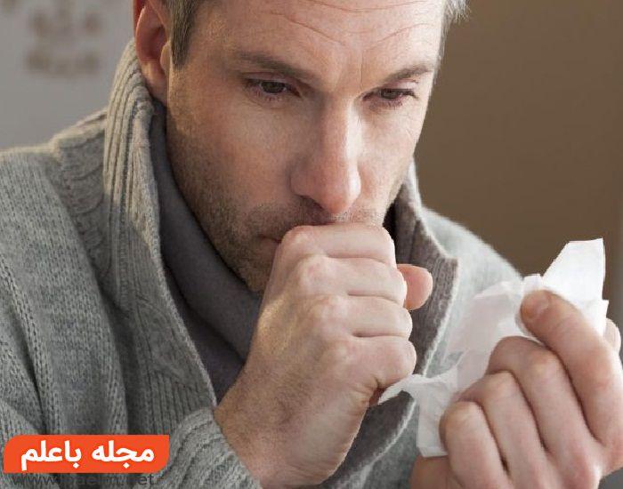 نشانه ها و علائم سرطان ریه,علائم مشکل ریوی چیست,انواع بیماری ریه