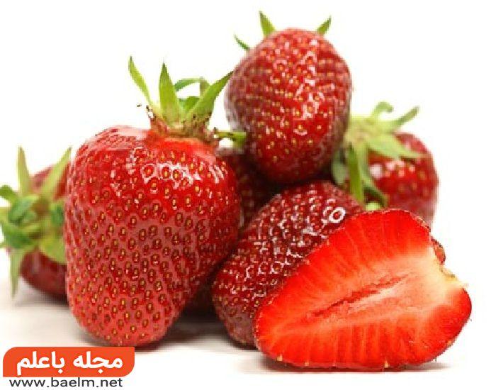 مواد غذایی برای درمان آفتاب سوختگی,ویتامین C,مراقبت از پوست در تابستان