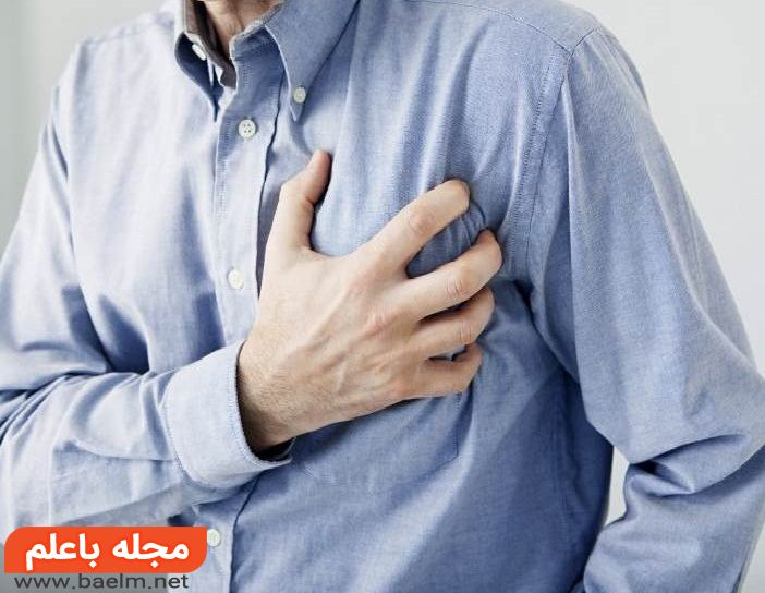 رابطه دیابت نوع 2 و سوزش سردل با حمله قلبی خاموش,علایم سکته قلبی,سکته قلبی خاموش
