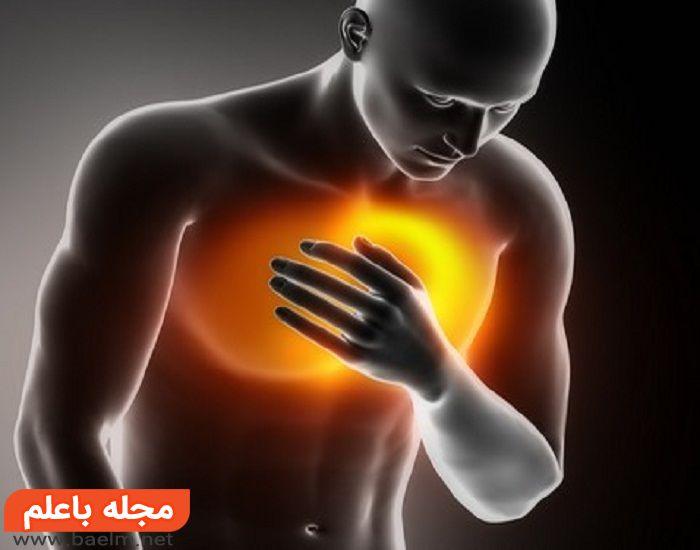 سوزش سر معده,درمان سوزش سر دل,سوزش سرمعده یا همان سوزش سردل نشانه چیست؟